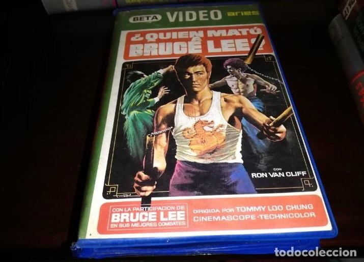 Beta Quién mató a Bruce Lee
