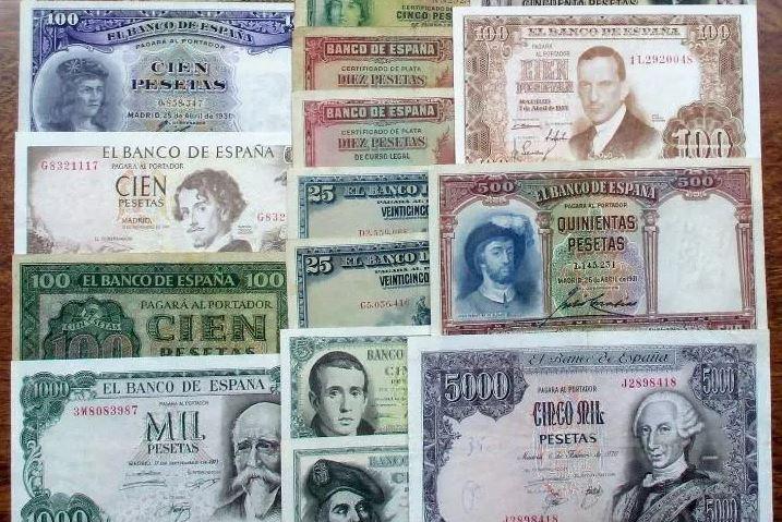 Subasta de billetes de colección