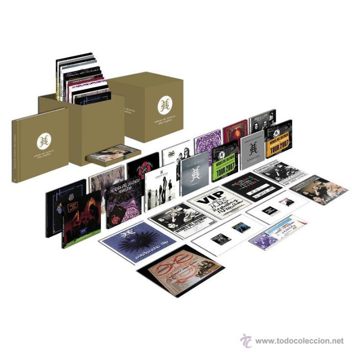 Box set de Héroes del silencio