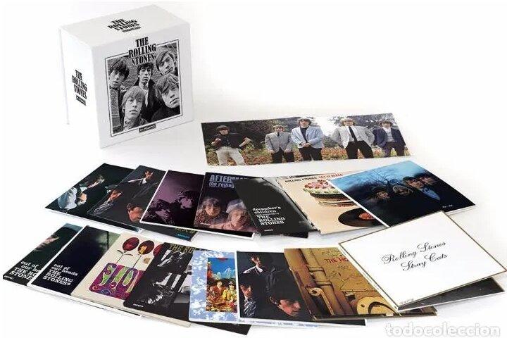 Box set Rolling Stones.
