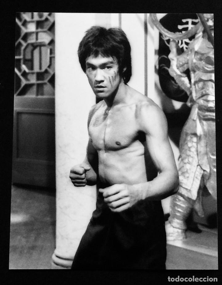Foto promocional de Bruce Lee