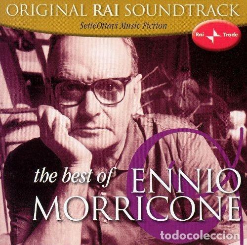 Lo mejor de Ennio Morricone