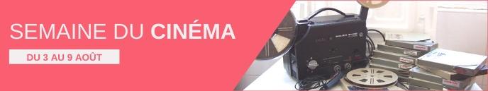 Semaine du Cinéma 2020