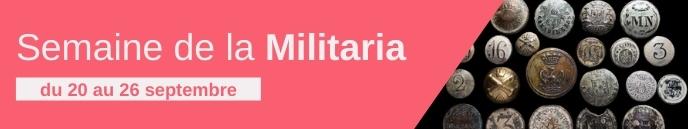 Semaine de la Militaria