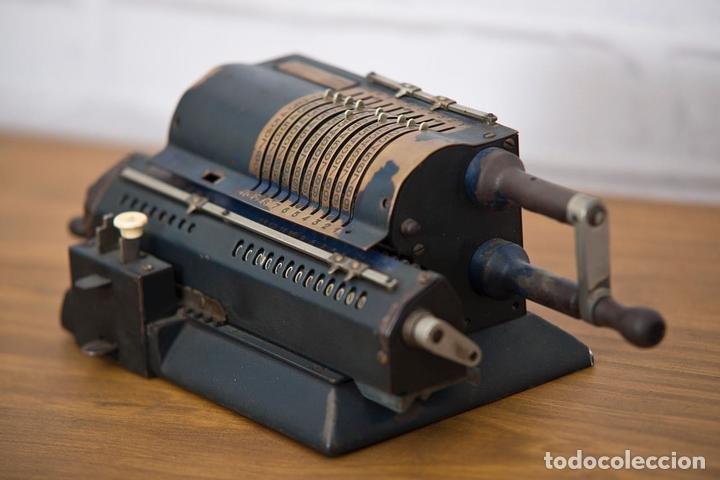 Calculadoras antiguas