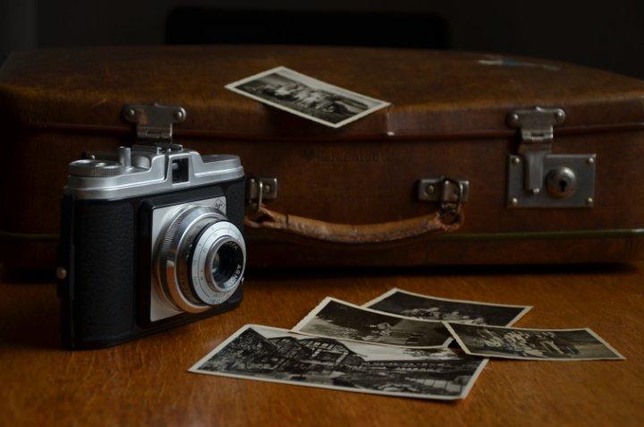 Cámaras de fotos antiguas