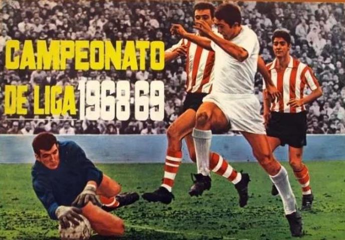 Álbum Campeonato de Liga 1968-69