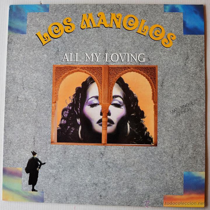 Canción del verano 91: All my loving de Los Manolos
