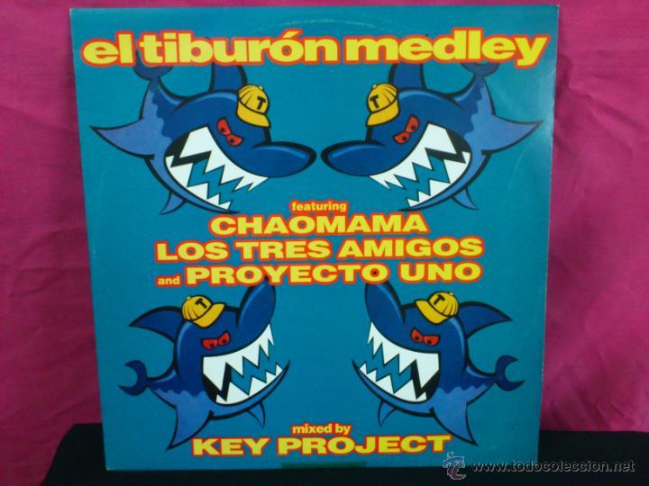 Canción del verano 95: El tiburón de Proyecto Uno