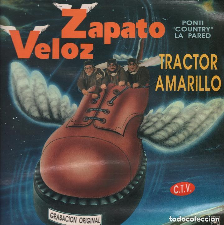 Canción del verano 92: Tractor amarillo de Zapato Veloz