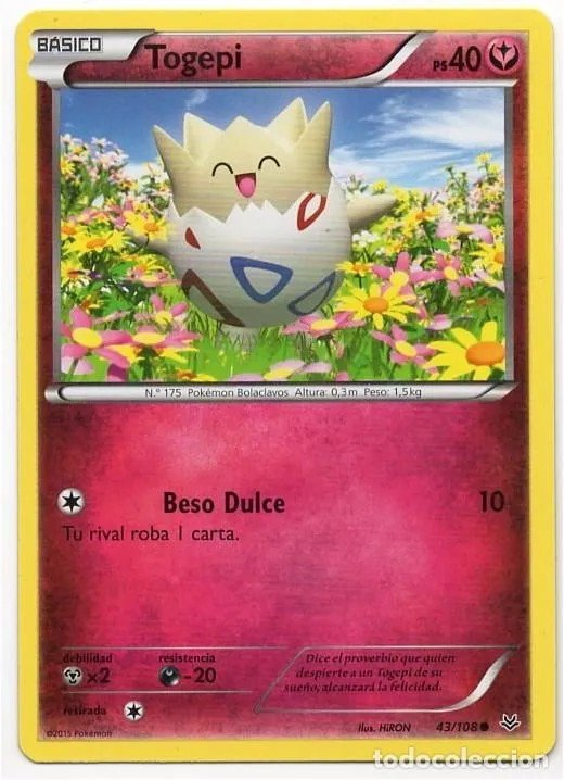 Carta Pokémon