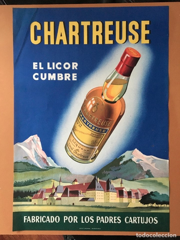 Cartel de Chartreuse