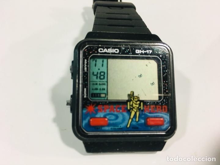 Reloj Casio Game & Watch