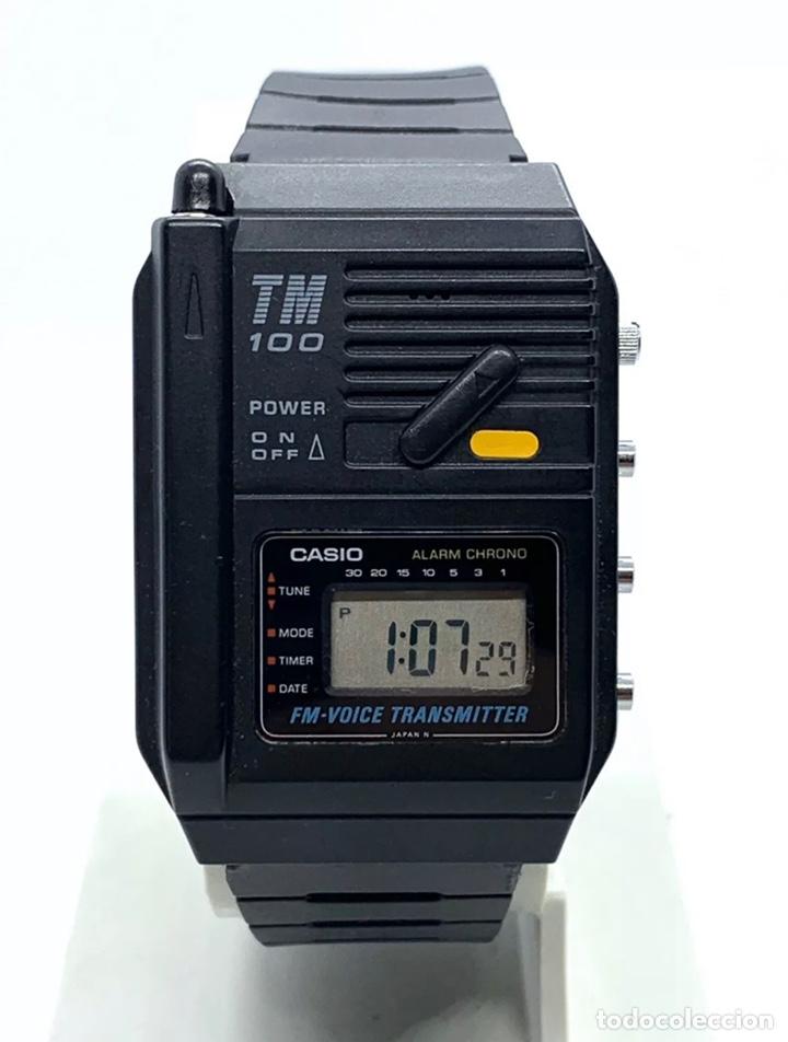 Reloj Casio Transmitter