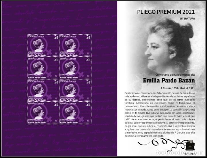 Centenario fallecimiento Emilia Pardo Bazán