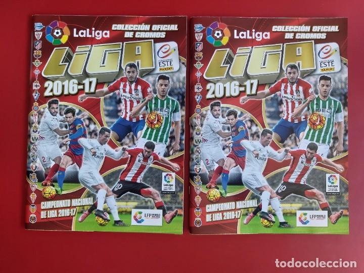 Colecciones Este Liga 2016-17