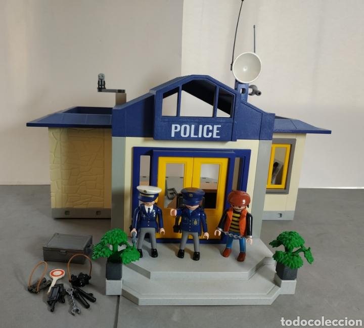 Comisaría Playmobil