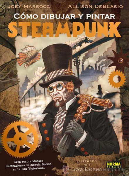 Cómo dibujar Steampunk
