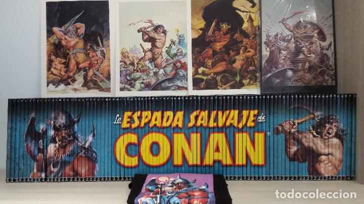 Coleccionismo de Conan