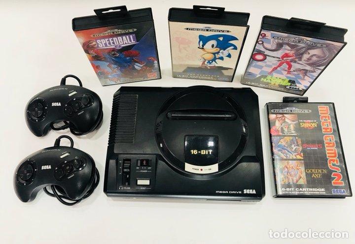 Videojuegos de Sega Mega Drive