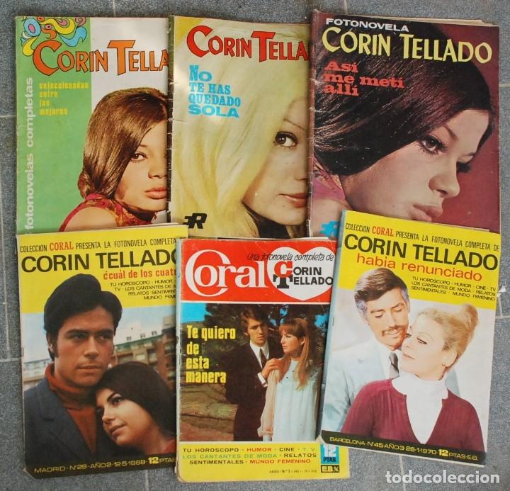 Fotonovelas de Corín Tellado