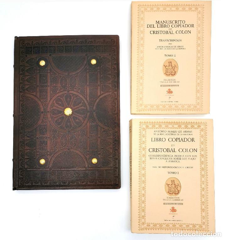 Libro Testimonio de Colón