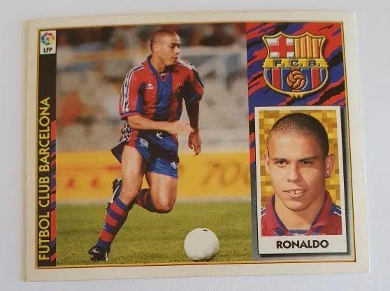 Cromo Ronaldo
