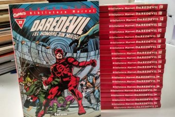 Cómic de Daredevil