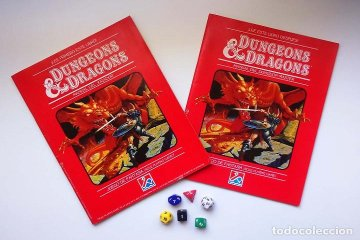 Dungeons and Dragons.