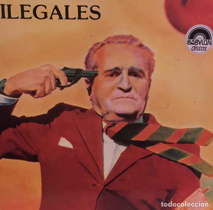 Disco de Ilegales