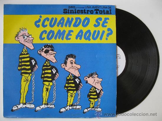 Disco de Siniestro Total