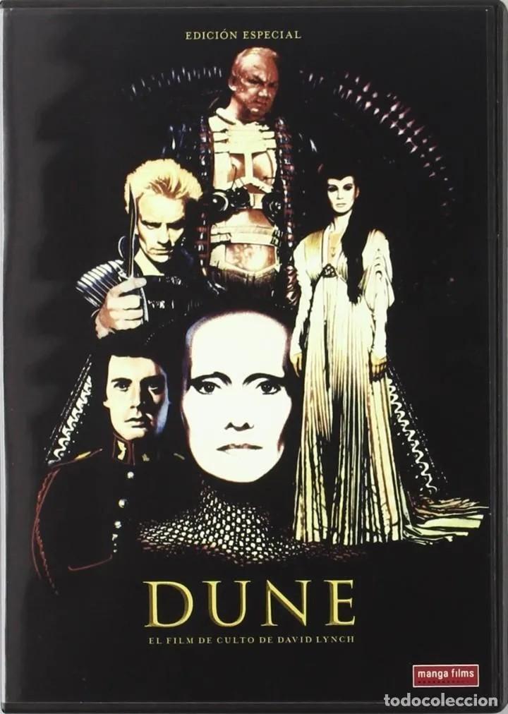 Cartel película Dune