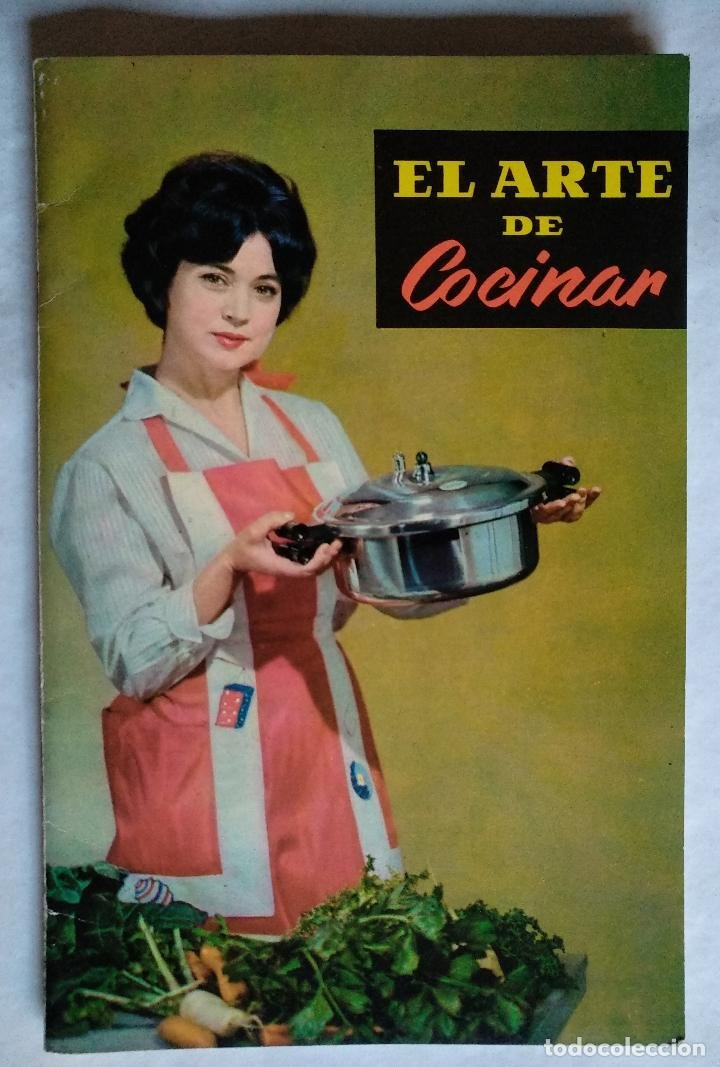 Libro El arte de cocinar