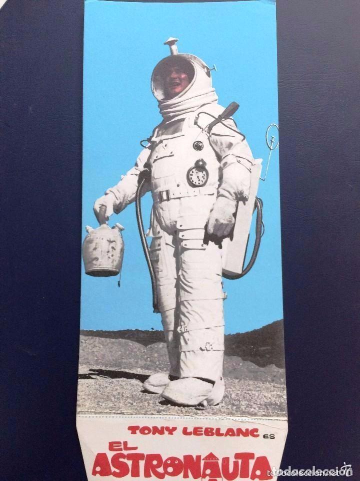 El astronauta de Tony Leblanc