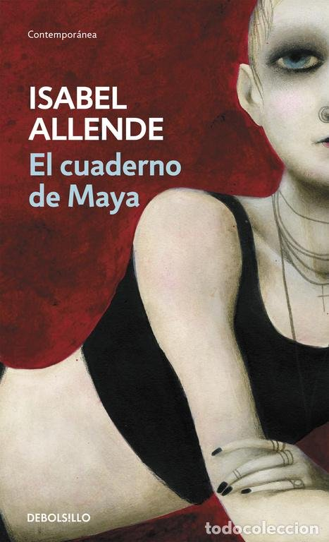 El cuaderno de Maya de Isabel Allende