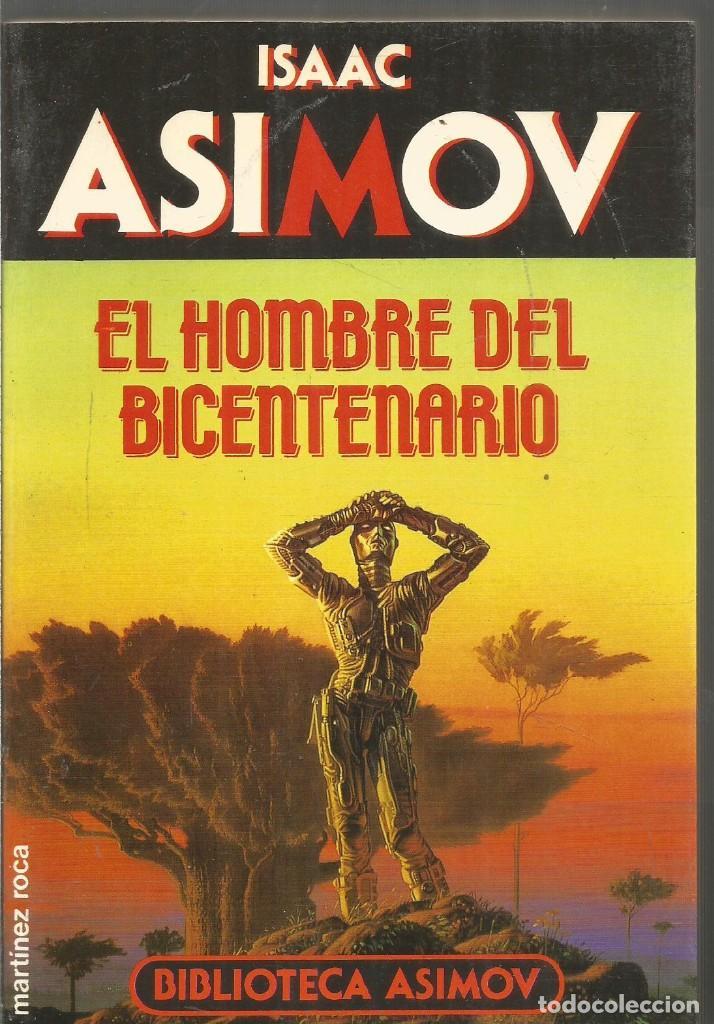 El hombre del bicentenario de Isaac Asimov
