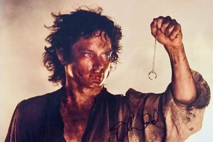 Frodo de El señor de los anillos