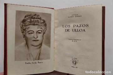 Emilia Pardo Bazán - Los pazos de Ulloa