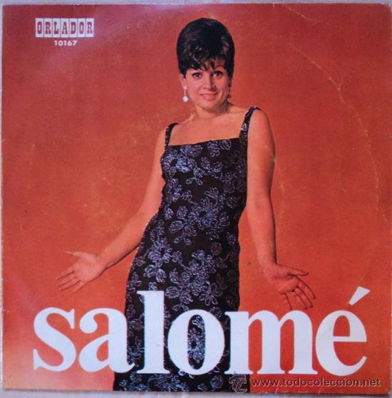 Eurovisión Salomé
