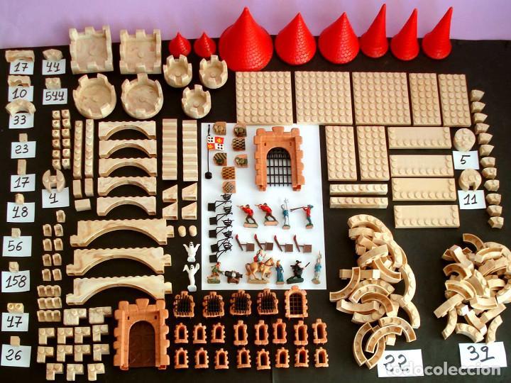 Exin Castillos piezas