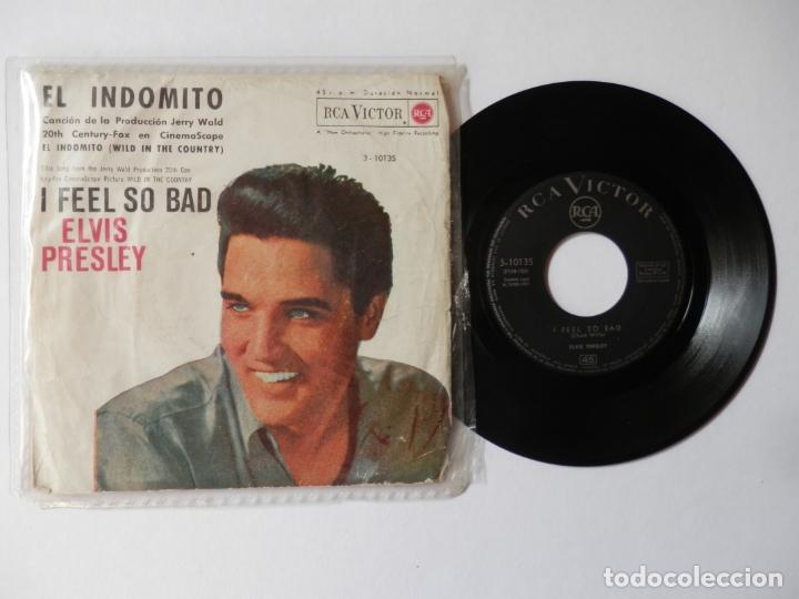 Disco de Elvis Presley