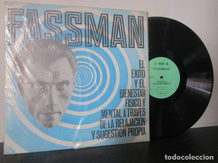 Fassman vinilo de relajación
