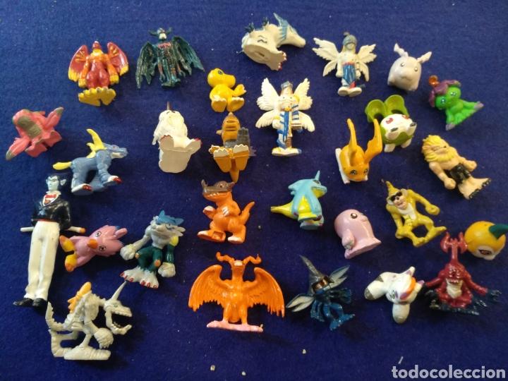 Figuras de Digimon