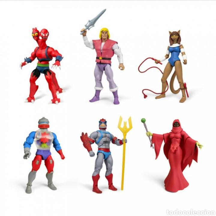 Figuras de acción de Masters del Universo
