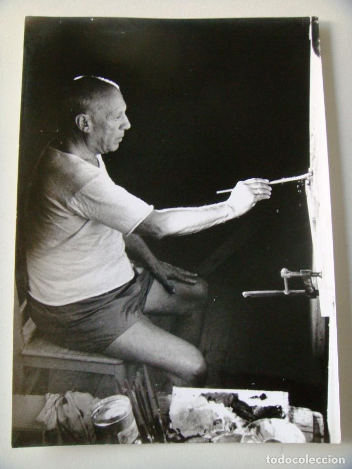 Fotografía El misterio de Picasso