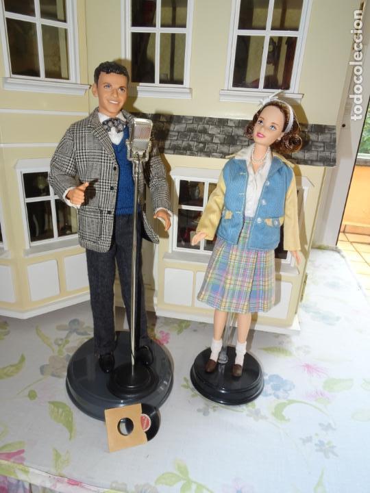 Muñecos de Frank Sinatra