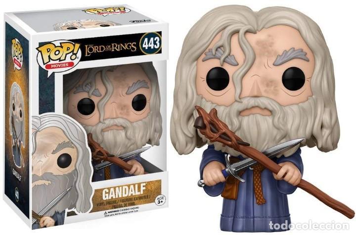 Fundo de Gandalf