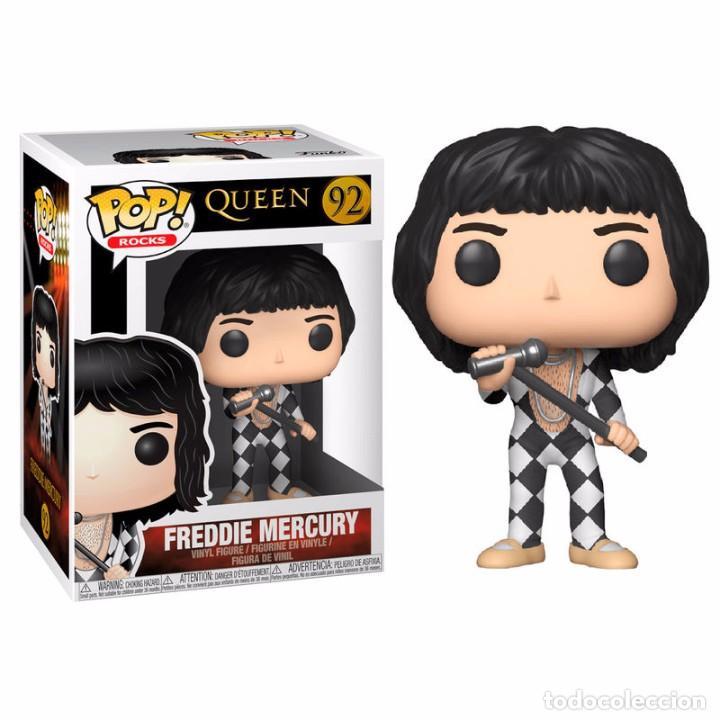 Funko Pop de Freddie Mercury de Queen