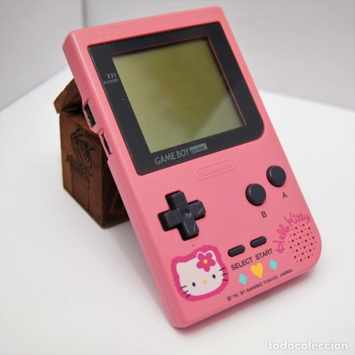 Game Boy Hello Kitty