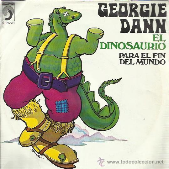 Georgie Dann - El dinosaurio para el fin del mundo